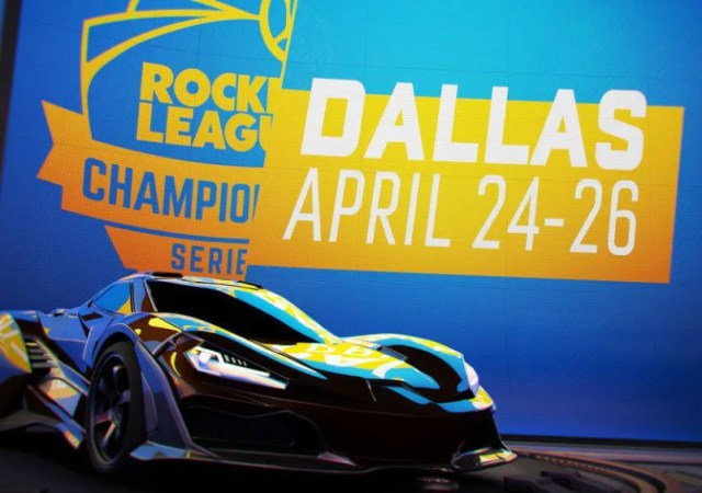 Rocket League World Championship