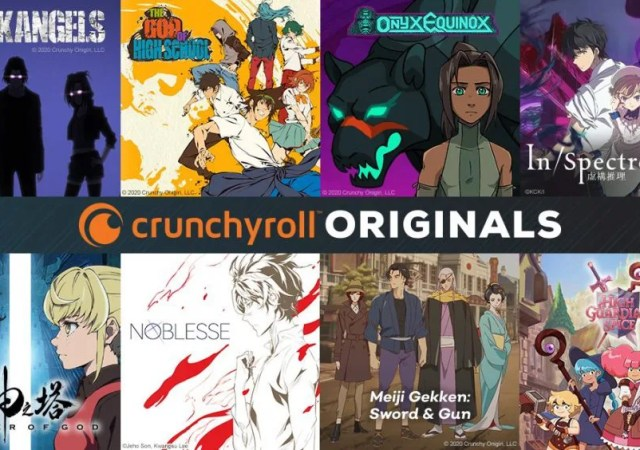 crunchyrolls originals
