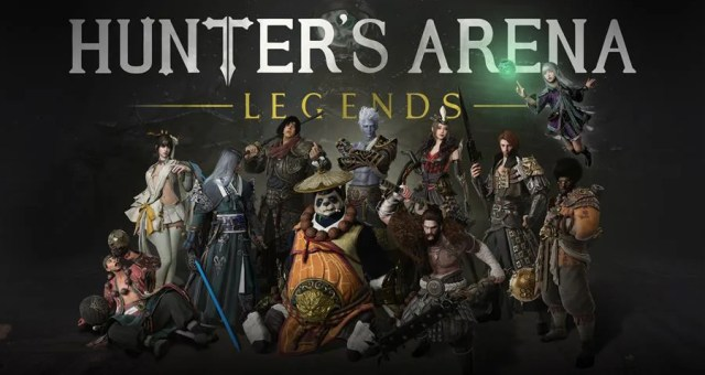 Hunter's Arena Legends