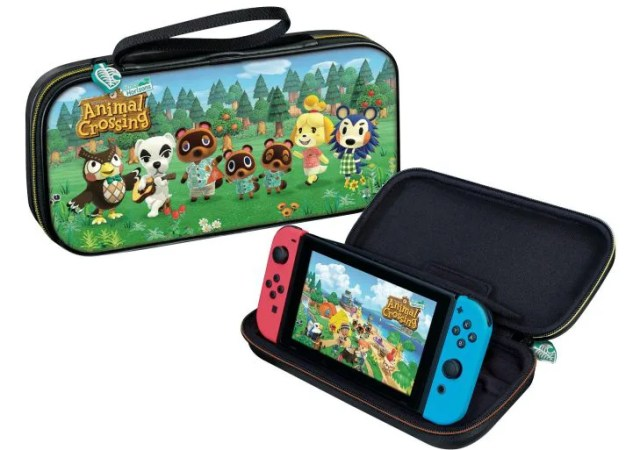 Animal Crossing: New Horizons carry case