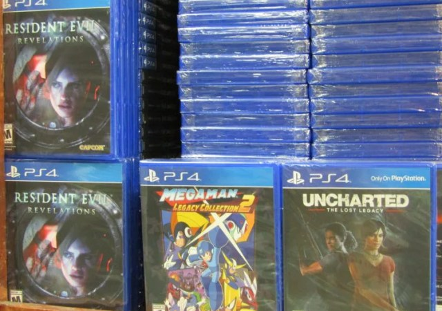 Wholesale Video Games