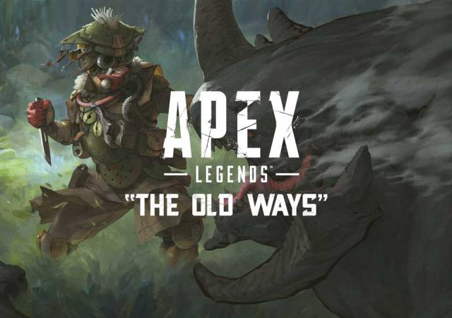 Apex Legends The Old Ways Event