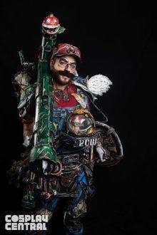 Cosplay Central Mario 1