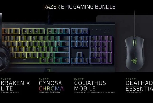 Epic Gaming Bundle