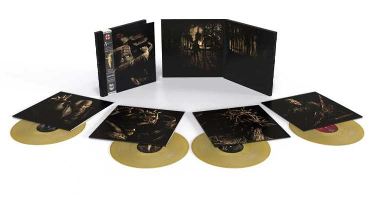 Resident Evil 4 soundtrack comes to vinyl