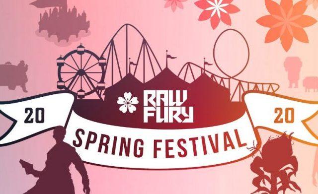 Raw Fury Spring Festival