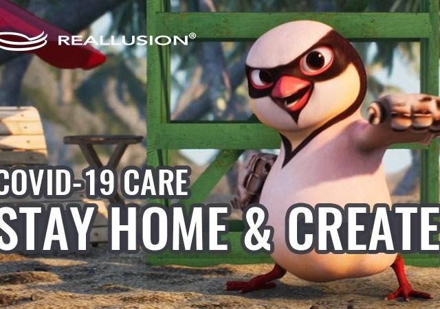 Reallusion COVID-19 Care Program