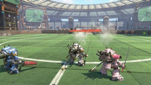 SakuraWars_Combat_screenshot2