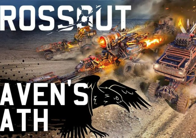 Crossout Ravens Path