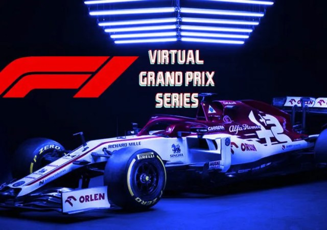 F1 Esports Virtual GP