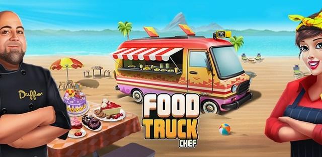 Food Truck Chef Duff