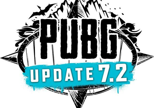 PUBG 7.2