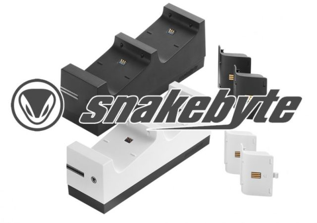 Snakebyte Twin:Charge X