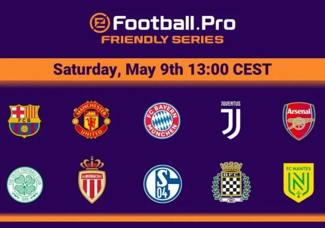 eFootball.Pro Friendly Series