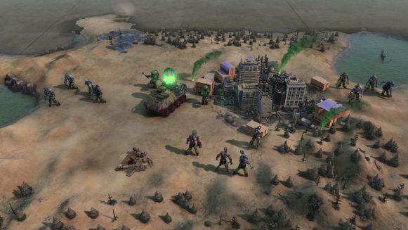 Civilization VI June 2020 Update - Invading the City