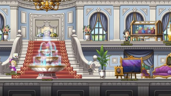 [MapleStory] Rise_ Promise of the Guardian_Rise Events