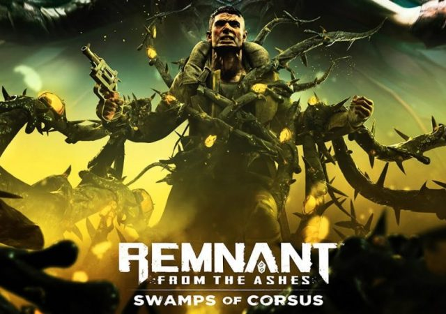 SWAMPS OF CORSUS DLC