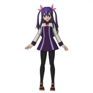 Wendy - Grand Magic Games Team Costume
