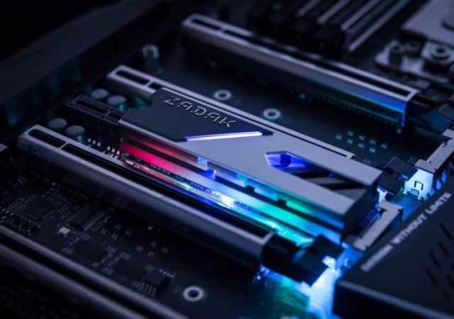 M.2 RGB SSD