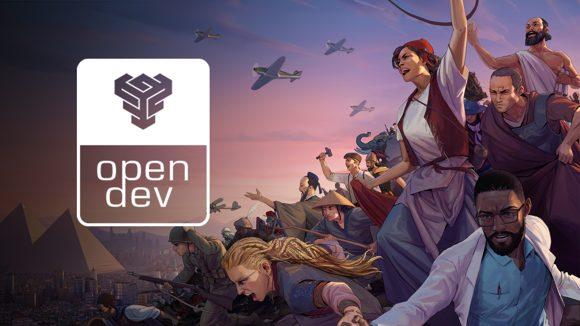 open dev