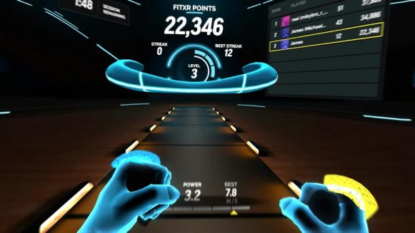FitXR Screenshot 3