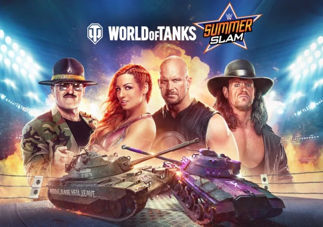 world of tank summerslam