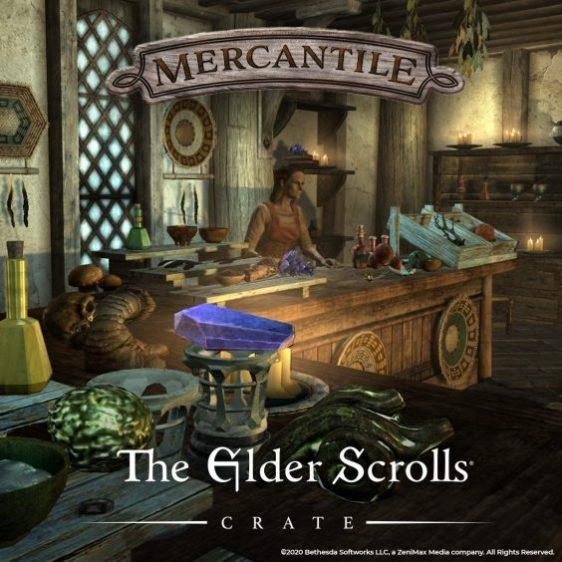 Elder Scrolls Mercantile