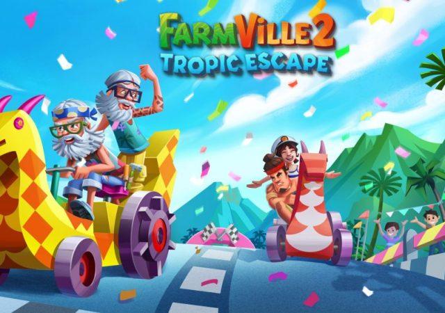 FarmVille 2 Tropic Escape