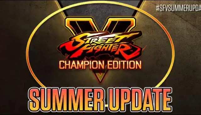 Street Fighter V Summer Update