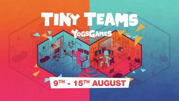 Yogscast's Tiny Teams Festival