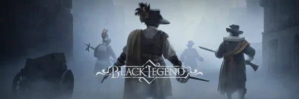 First Look at Black Legend Gameplay Live at Tokyo Game Show 2020