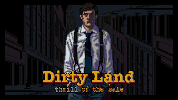 DIRTY LAND