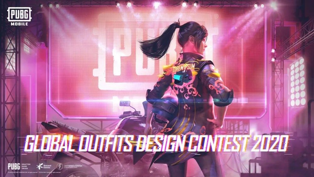 Global Outfits Design Contest 2020 Banner