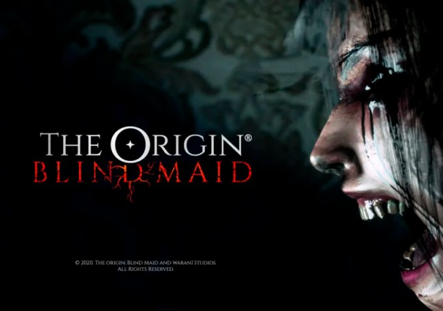 THE ORIGIN Blind Maid
