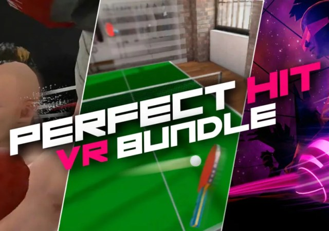 Perfect Hit VR Bundle