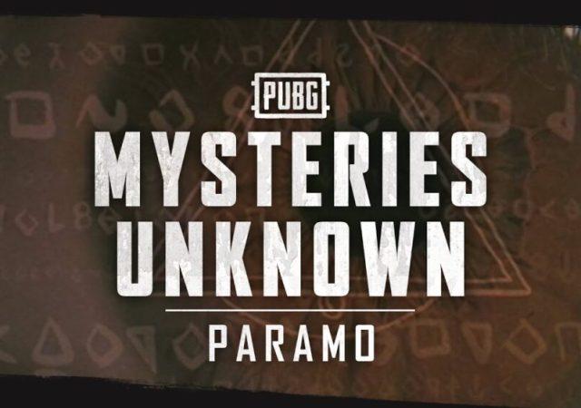 Mysteries Unknown PUBG