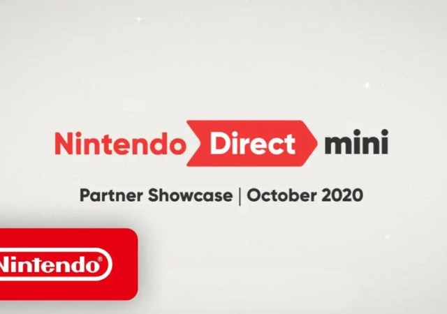 Nintendo Direct Mini: Partner Showcase October 2020