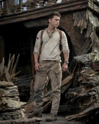 Nathan Drake (Tom Holland) in Columbia Pictures' UNCHARTED.