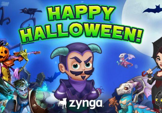 Zynga's Halloween Extravaganza is here