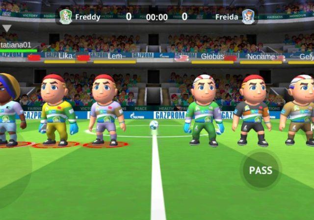 Football for Friendship World