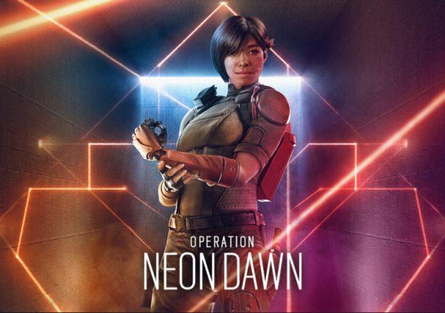 Tom Clancy's Rainbow Six Siege Year 5: Operation Neon Dawn