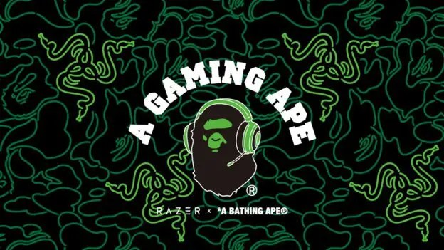 RAZER AND BAPE