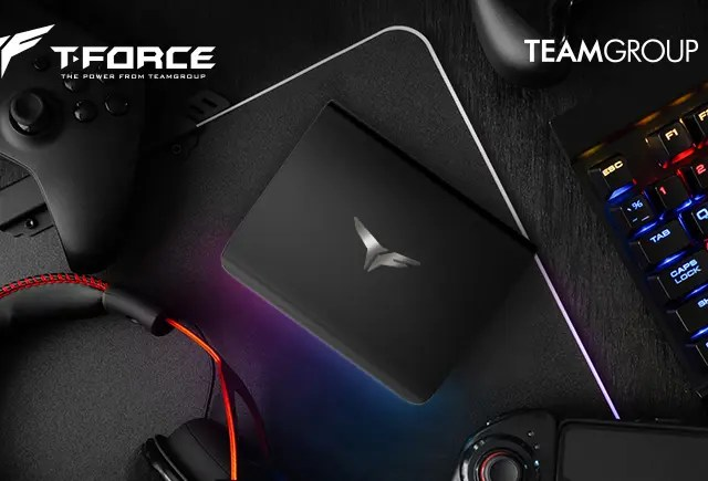 T-FORCE TREASURE Touch External RGB SSD