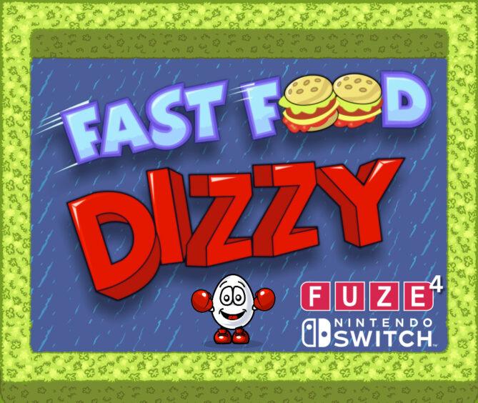fast food dizzy