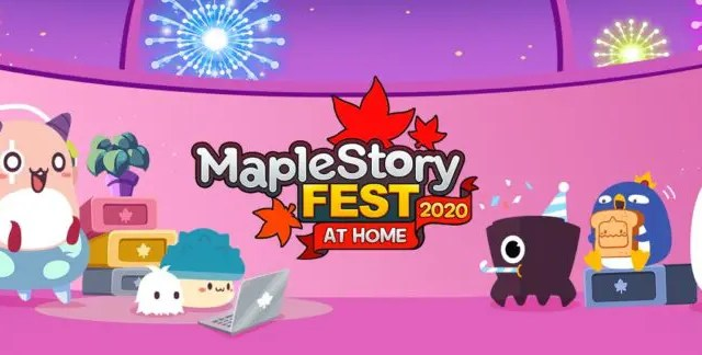 MapleStory Fest at Home 2020