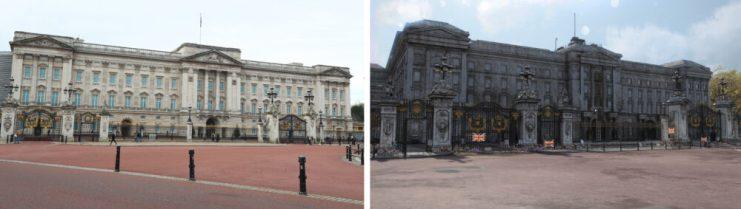Buckingham Palace in Watch Dogs_ Legion