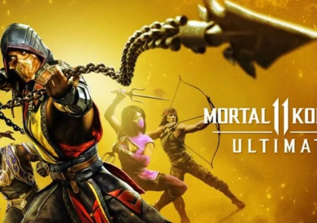 Mortal Kombat Ultimate
