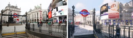 Piccadilly Circus in Watch Dogs_ Legion