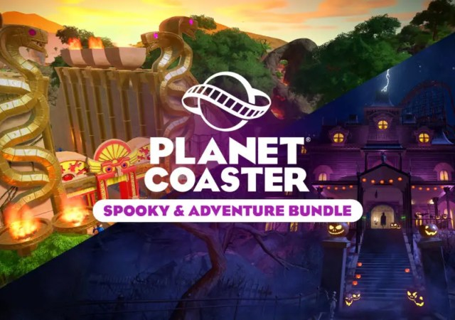 planet coaster spooky
