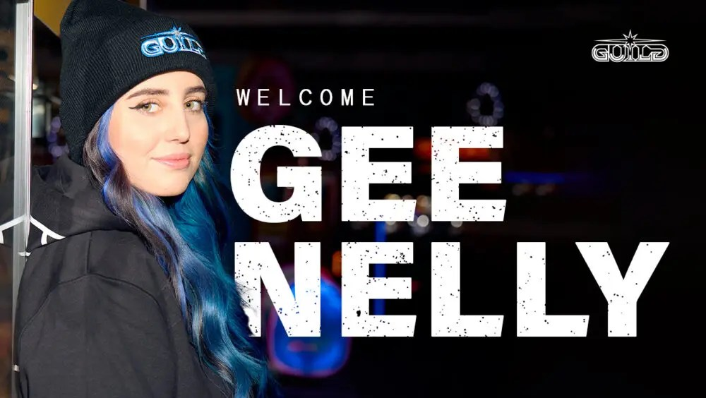 invisioncommunity.co.uk - Alison & Co - Guild Esports Unveils first resident content creator Gee Nelly